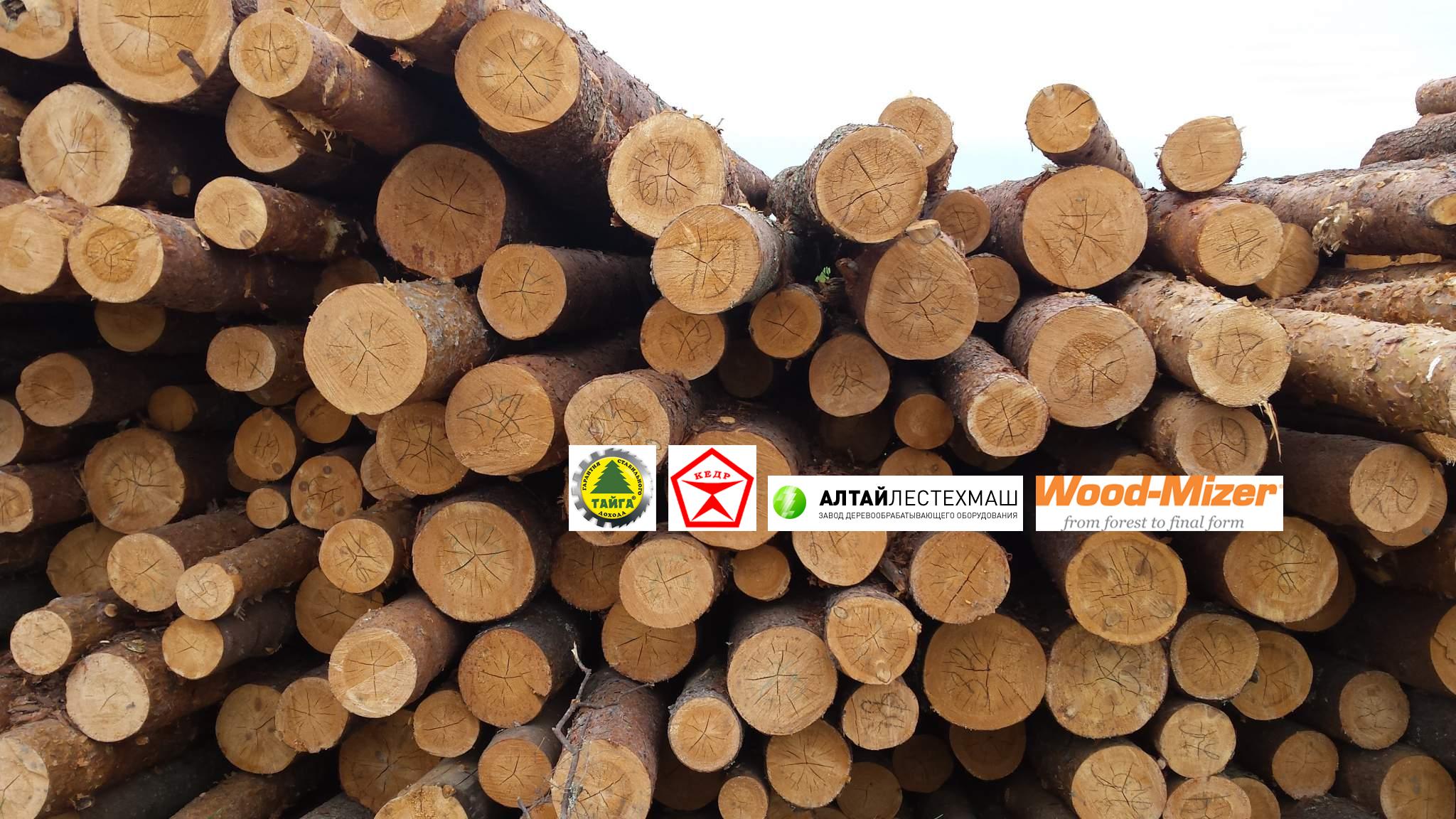 Лесопильное и деревообрабатывающее оборудование