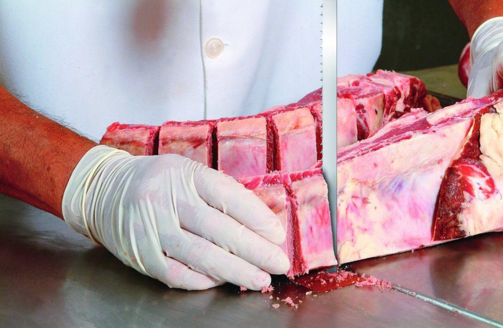пилы по мясу стандарт 600